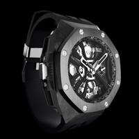 Watch AudemarsPiguet Royal Oak Concept Schumacher