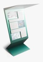 information stand design