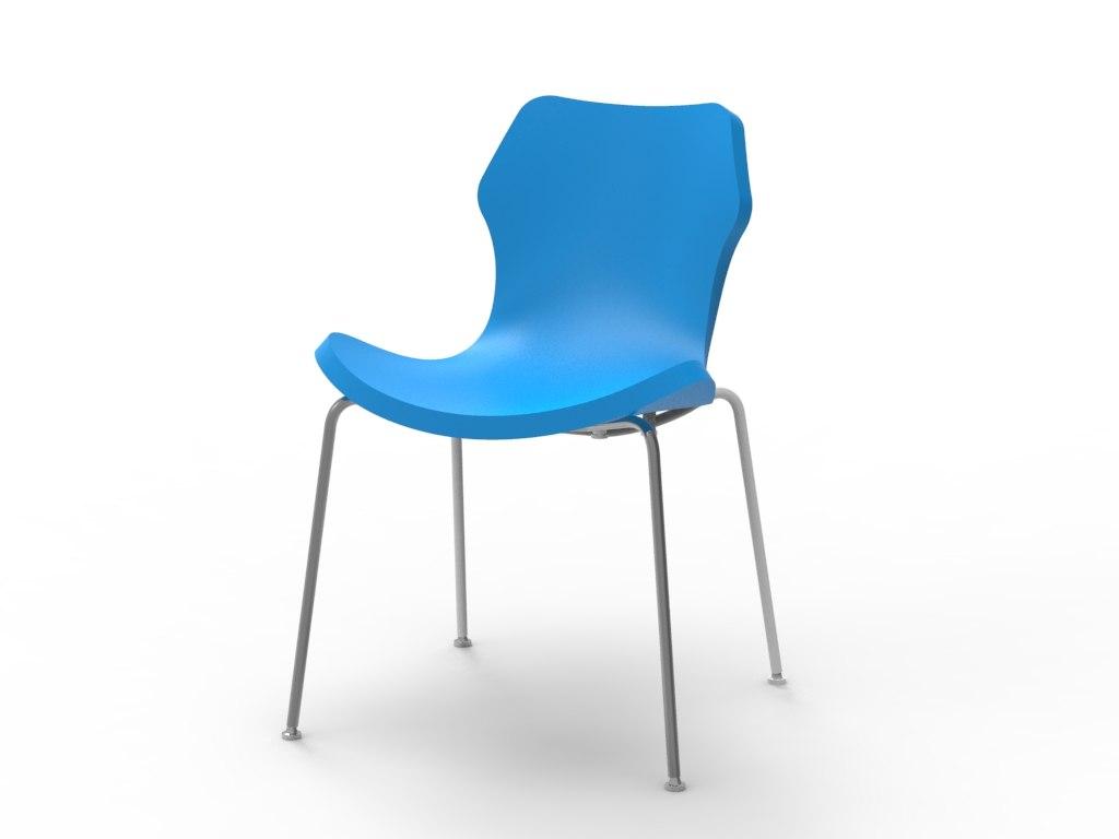 chair italian design model