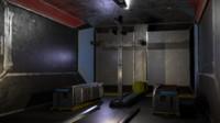 scene laboratory 3D model