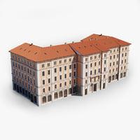 secession building 3D model