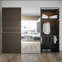 3D wardrobe