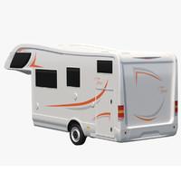 3D camper body