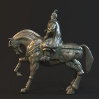 general 3D model