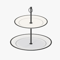 3D cake stand