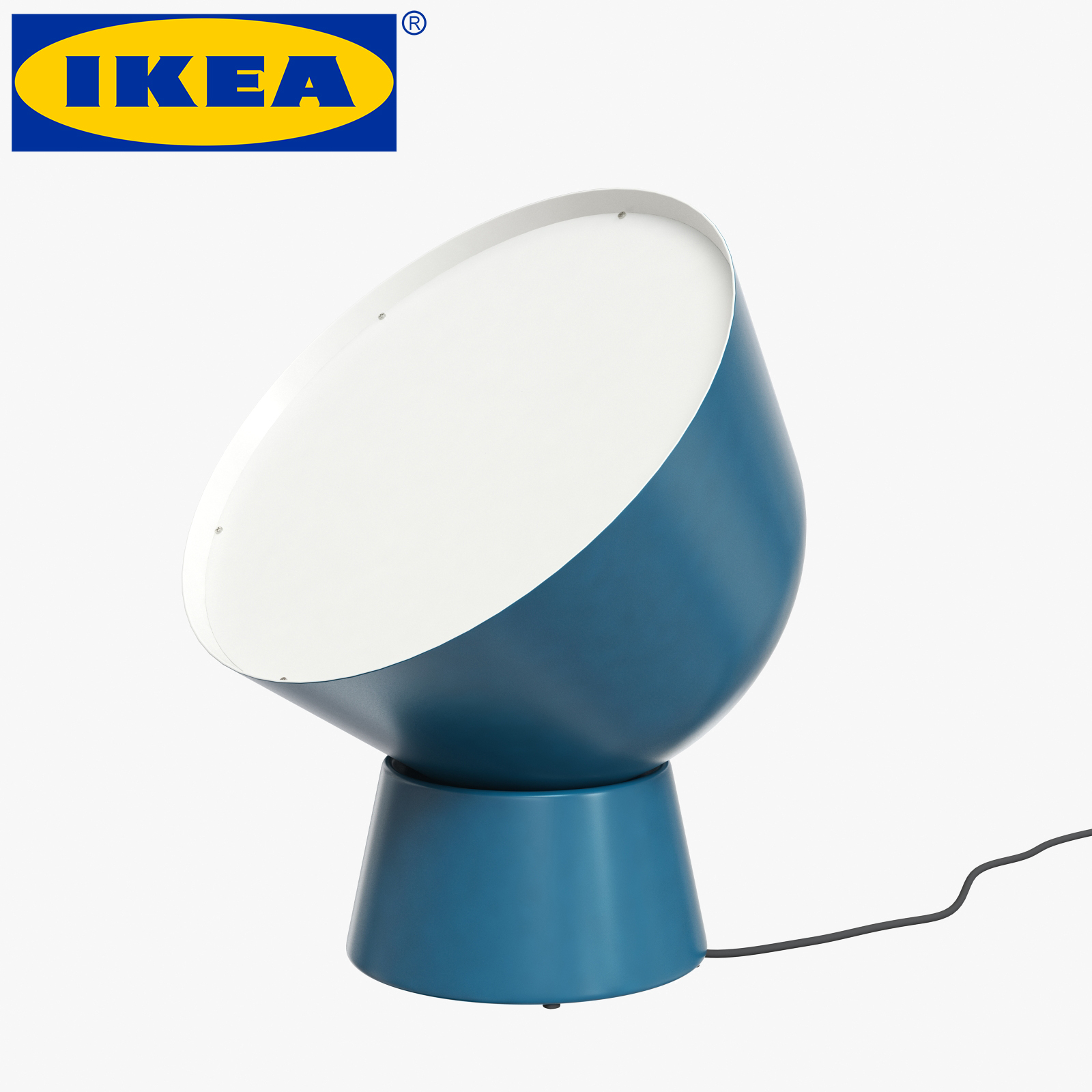 Ikea Ps 2017 Floor Lamp Dark Blue