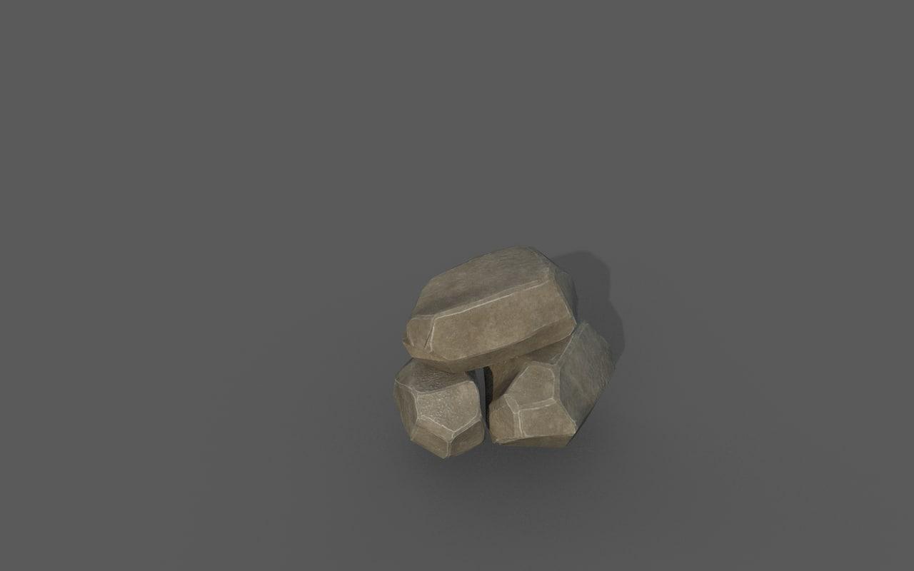 stone 3D