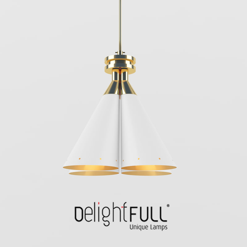 designed light 3D model