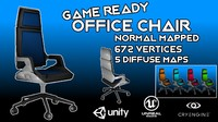 Game-Ready Stylish Office Chair