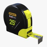 measuring tape v2 3D model