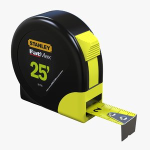 measuring tape v2 3D model