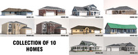 10 House Collection-001