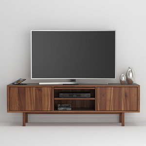 3D tv bench ikea