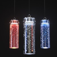 3D model pendant light