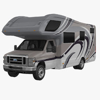 3D e-series rv model