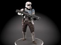 3D star wars starwars