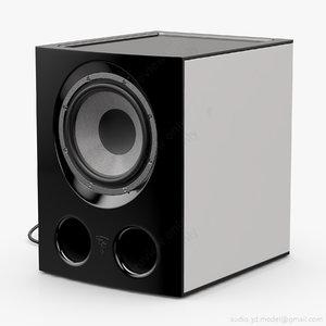 3D passive focal jmlab sub model