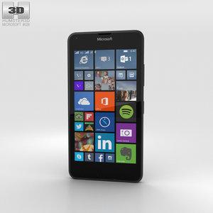 3D microsoft lumia 640