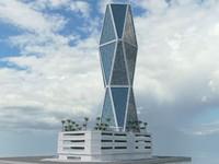 building sci fi model