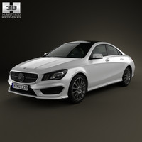 Mercedes-Benz CLA AMG Sports Package 2013