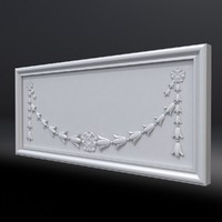 decorative panel 3 3D