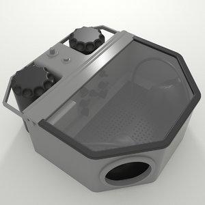 renfert basic eco 2 tank 3D model