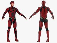 3D flash movie justice