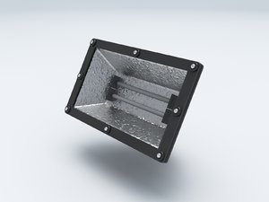 res reflector light 3D