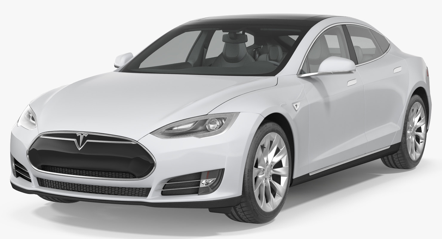 3d tesla s 100d 2015 model 1144484 turbosquid. Black Bedroom Furniture Sets. Home Design Ideas