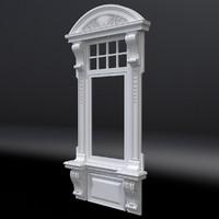 3D window 1