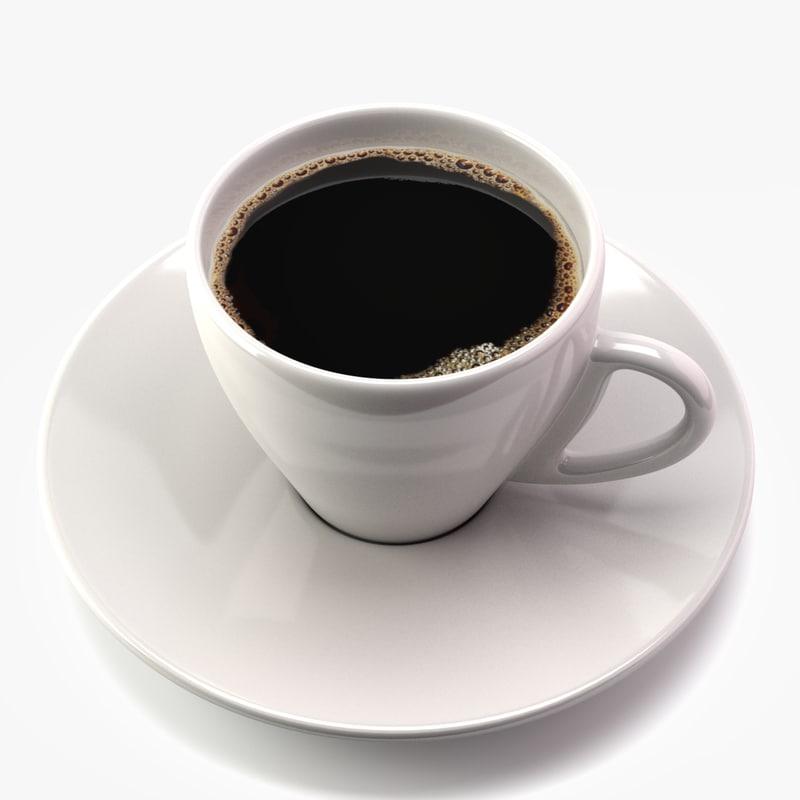 3D espresso model