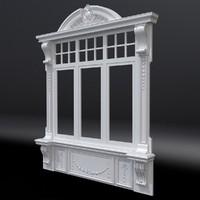 3D window 2 model