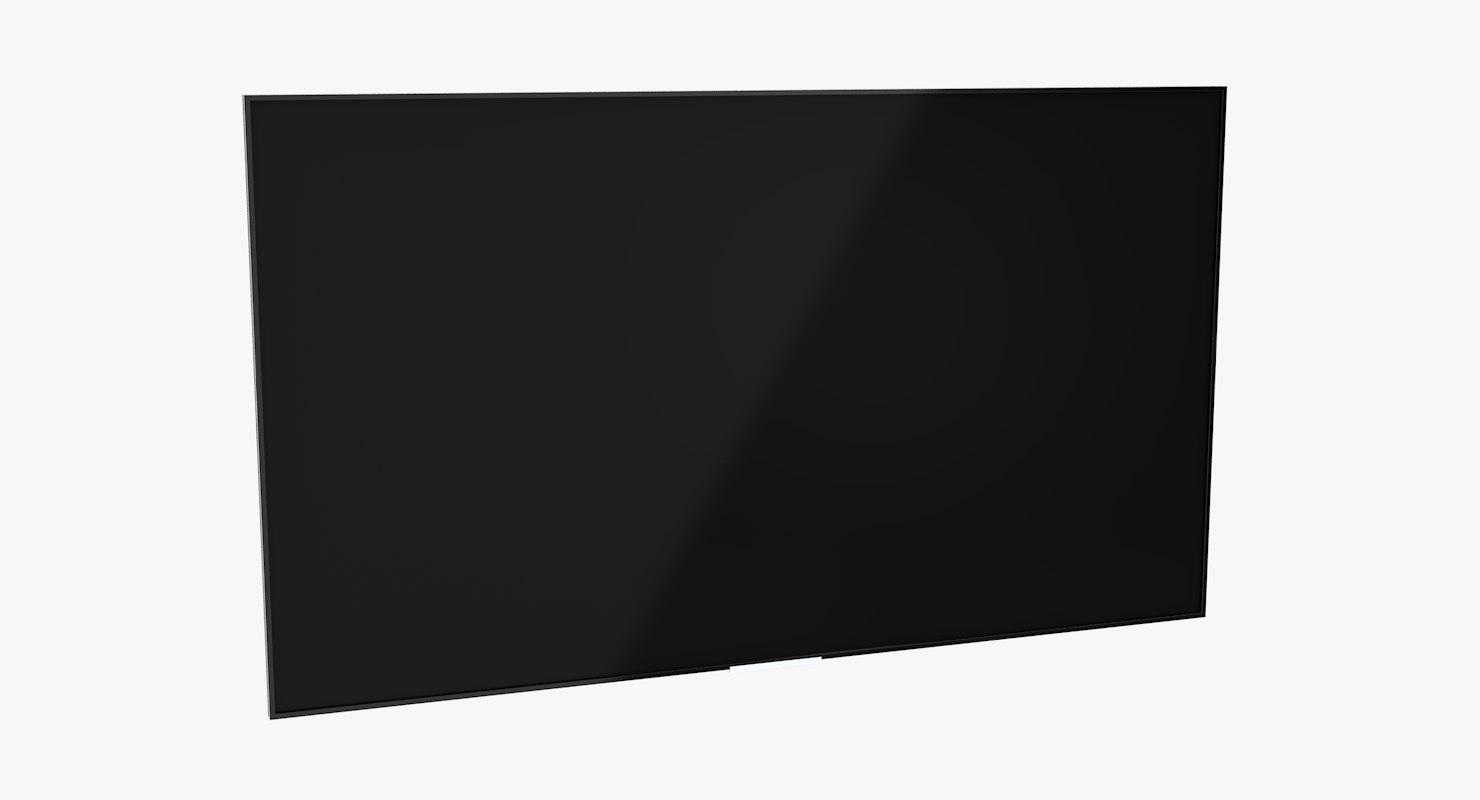 3D generic tv wall mount