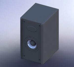 3D speakers f-d f d