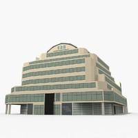 perform komers 3D model
