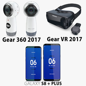 samsung 2017 3D model