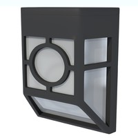 3D outdoor light