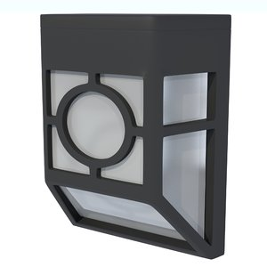 3D outdoor light