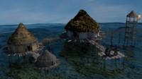 Prehistoric Settlement (Neolithic Crannog)