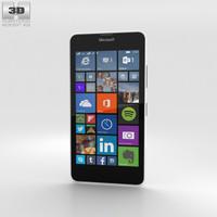 microsoft lumia 640 3D model