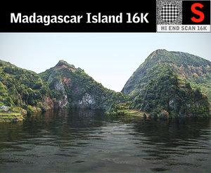 madagascar island 3D