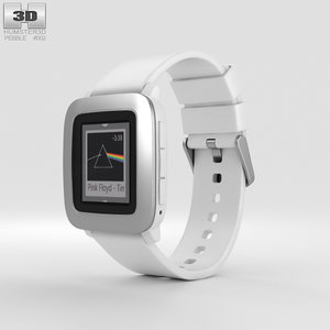 3D model pebble time