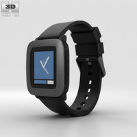 3D pebble time model