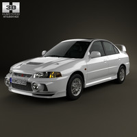 3D 1997 evolution lancer