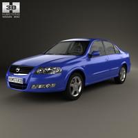 3D 2012 almera b10
