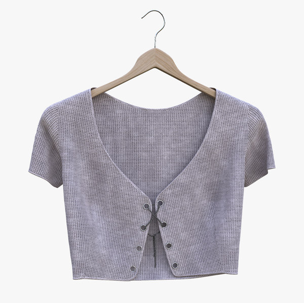 3D photoreal blouse