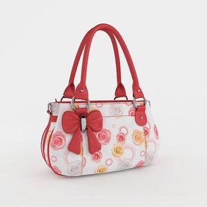 handbag bag model