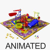 3D mouse trap model