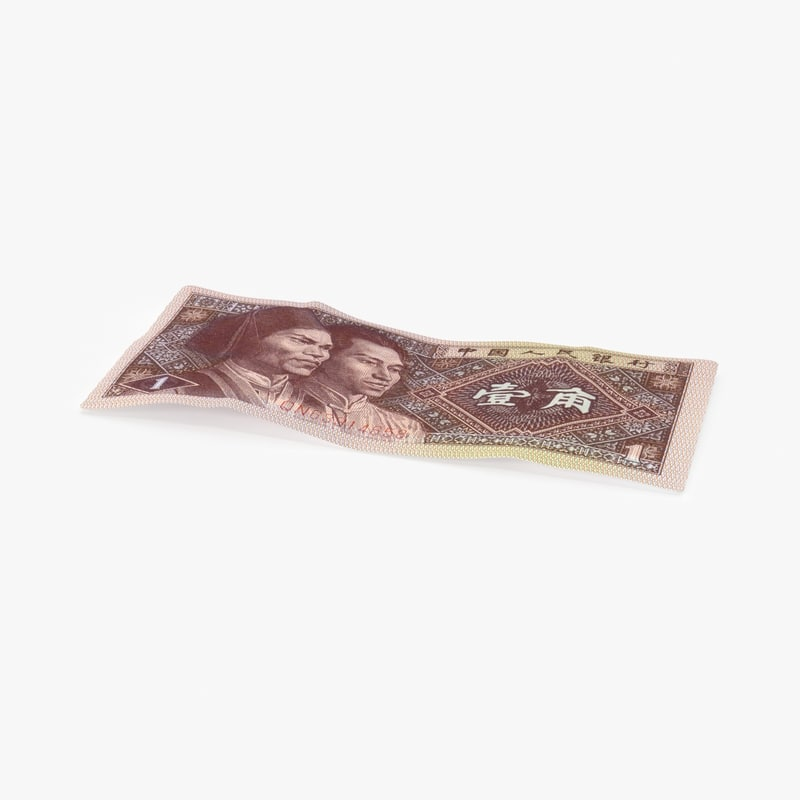 1-jiao-note---single 3D model