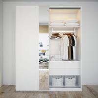 wardrobe 3D model